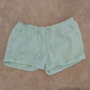 Old Navy women's stretch band shorts size 12